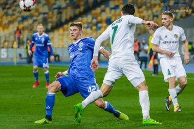 «Динамо» та «Ворсклу» розсудить арбітр із Кропивницького