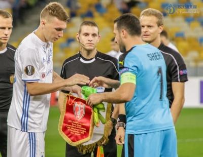 Клубна еліта. Сидорчук став 37-м капітаном «Динамо» в єврокубках