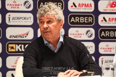 Луческу назвав свою головну мету в «Динамо»