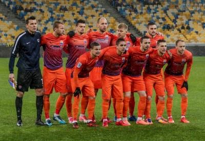 «Маріуполь» покинуть п'ять футболістів