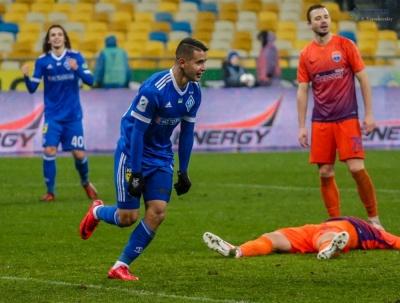 Дерліс Гонсалес – автор 1700-го гола «Динамо» в чемпіонатах України!