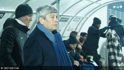 Букмекери оцінили шанси Луческу на вихід до групового раунду ЛЧ та перемогу в УПЛ з «Динамо»