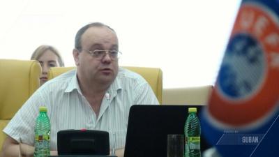 Артем Франков — о «шахер-махере, который так любят в ФФУ/УАФ»