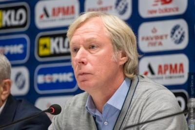 Послематчевая пресс-конференция Алексея Михайличенко