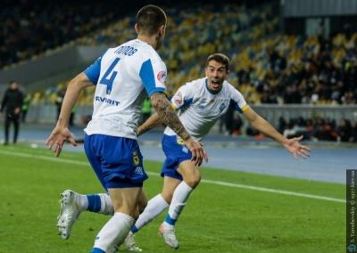 Вболівальники «Динамо» визначили найкращого гравця команди у листопаді