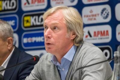 Післяматчева прес-конференція Олексія Михайличенка