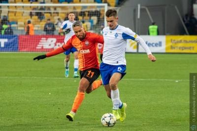 Марлос вийшов в рекордсмени за кількістю голів «Динамо»
