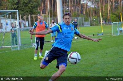 Віктор Вацко: «Гармаш відіграв дуже сильно. Такого футболіста зі словаками нам не вистачатиме»