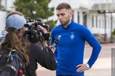 Олександр Караваєв: «Матч на лівому фланзі захисту провів уперше в кар'єрі»