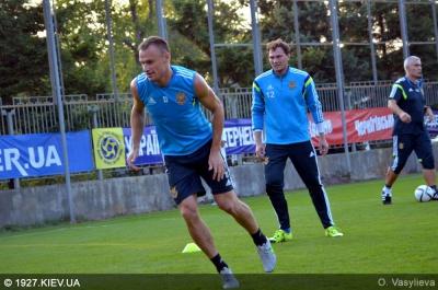 Вячеслав Шевчук: «В «Динамо» остались нормальные игроки, а Луческу любит работать с молодыми»