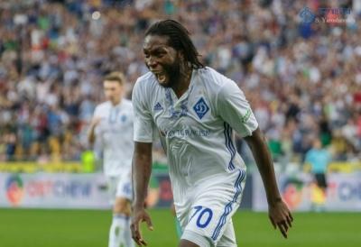 Мбокані не проти підписати новий контракт із «Динамо»