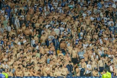 Ультрас «Динамо» готові підтримати команду в Маріуполі