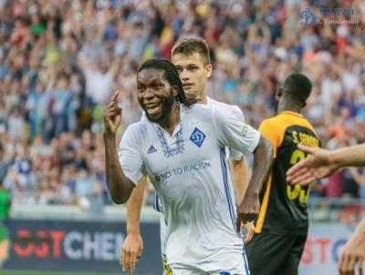 Мбокані – найкращий футболіст України липня 2017 року, Марлос та Циганков – в трійці