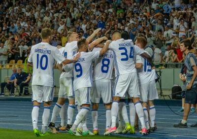 «Динамо» забило 245-й гол у Лізі чемпіонів і вперше в турнірі обіграло команду зі Швейцарії