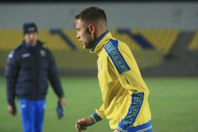Артем Кравец: «Приложу максимум усилий, чтобы поехать на Евро в составе сборной Украины»