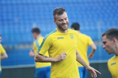 Ярмоленко встановив особистий рекорд за збірну України