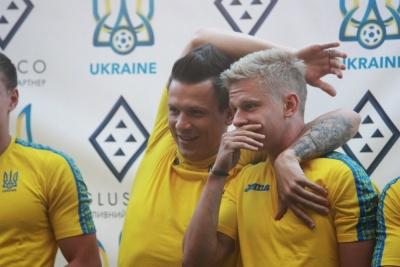 Матч Франція-Україна все-таки відбувся! Зінченко виніс Менді