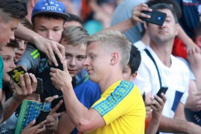 За два весняні місяці Олександр Зінченко подорожчав на мільйон євро