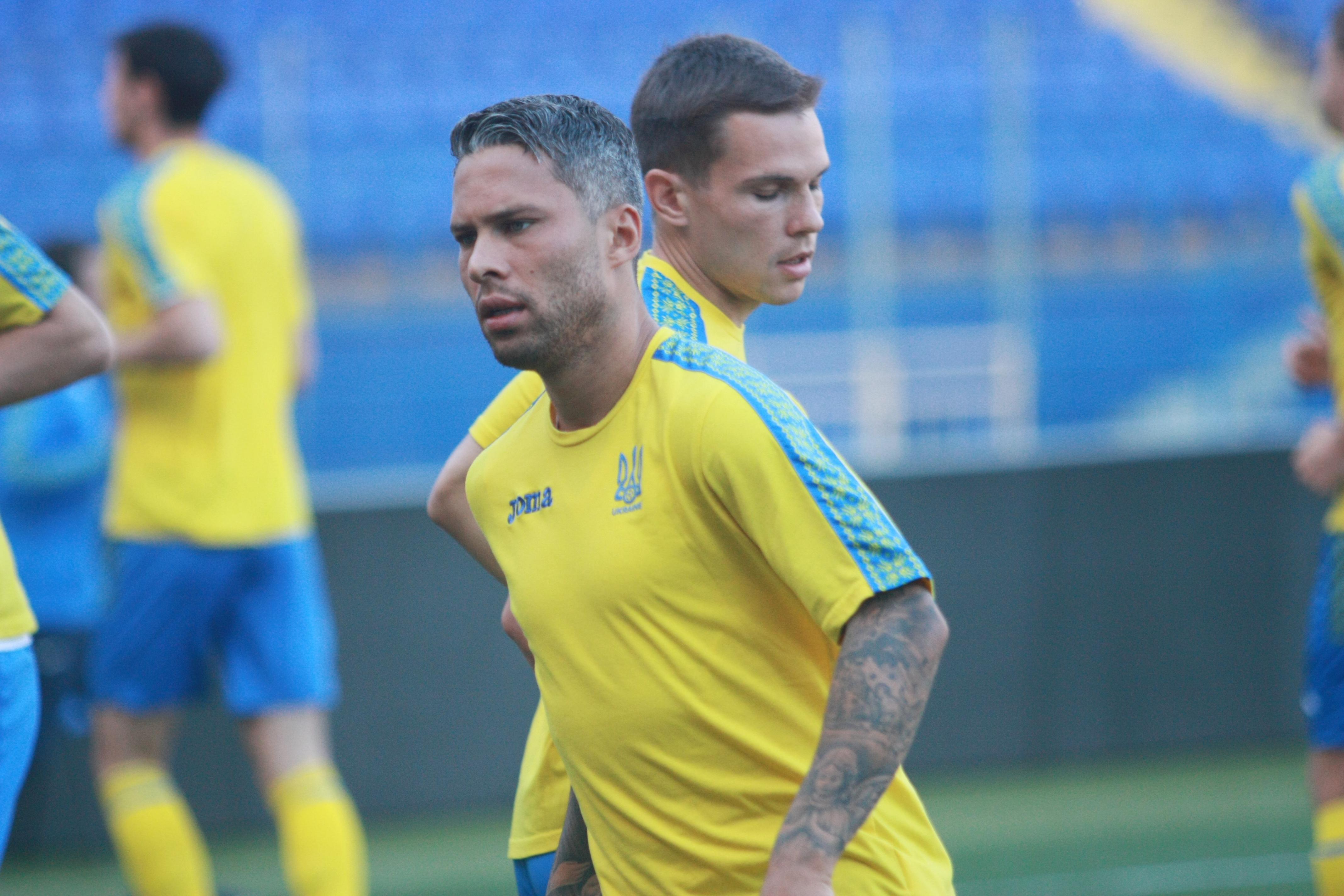 e77b2e57a176a1 Марлос, всі фахівці вважають, що поєдинок проти Чехії став кращою твоєю  грою в складі збірної України. Ти з цим згоден?