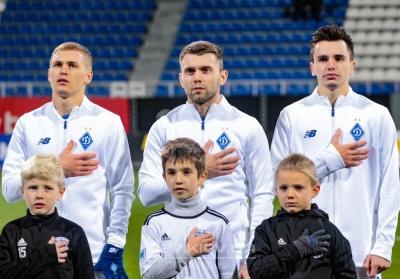 «Динамо» готується до заключного матчу в 2019 році