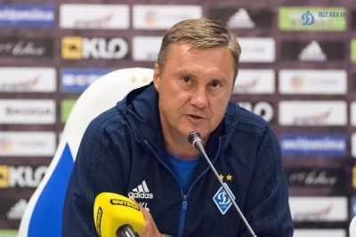 Олександр Хацкевич — про матч із «Карабахом»