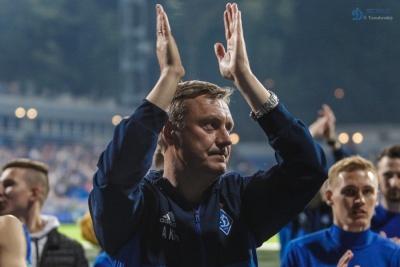 5 головних досягнень Олександра Хацкевича в «Динамо»