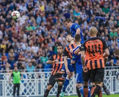 «Шахтар» буде вимагати покарання для фаната «Динамо», який ударив Ракицького