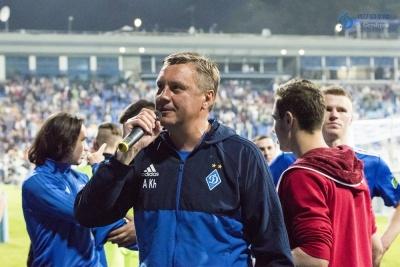 Олександр Хацкевич – фанатам: «У цьому сезоні ви були краще нас, в наступному постараємося бути з вами на рівні»