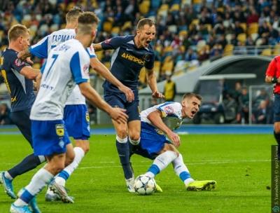 Що говорили українські експерти після матчу «Динамо» - «Дніпро-1»