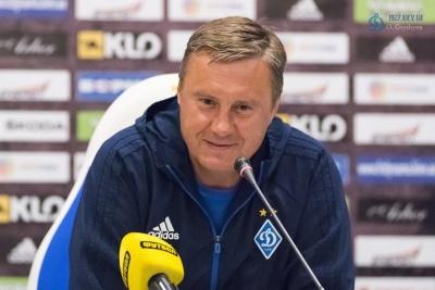Олександр Хацкевич про плани «Динамо» на літнє міжсезоння