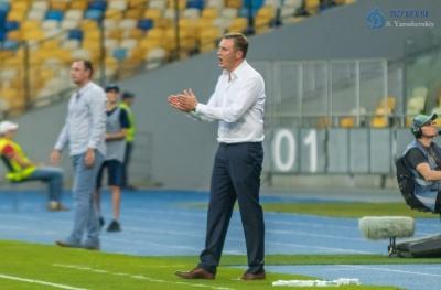 Гарячі кадрові питання Хацкевичу після розгрому «Динамо»