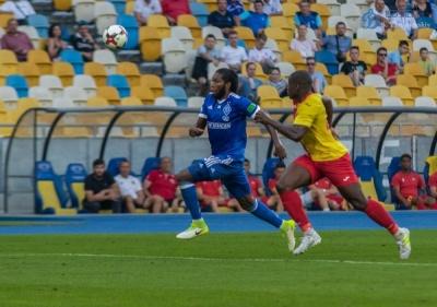 Мбокані робить дубль у матчі з «Зіркою» - відео голів