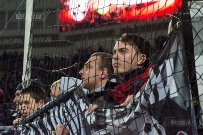 «Зоря» отримала штраф від УЄФА за матч із «МЮ»