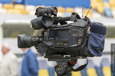 Стало відомо, чому була перервана трансляція матчу «Зоря» - «Динамо»