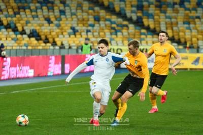 Блогер: «Контроль был главной задачей в матче»