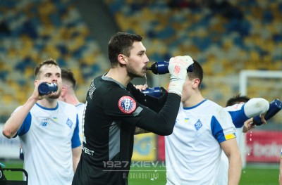 Георгий Бущан: «Динамо» не пропускает уже два месяца!»