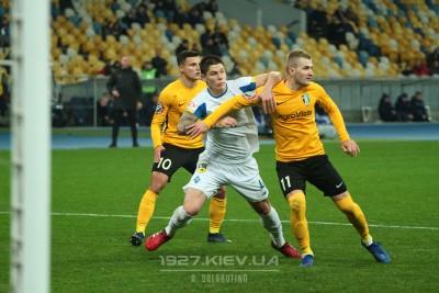 «Динамо» - «Олександрія»: хто пропустить матч?