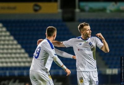 Легіонери «Динамо» коментують завершення сезону