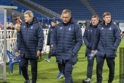 Хацкевич розповів, чому «Динамо» не підписало форварда під час літнього трансферного вікна