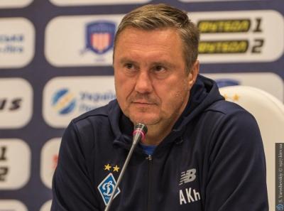 Олександр Хацкевич – про гру із «Олімпіком», плани на паузу на збірні та травмованих гравців «біло-синіх»