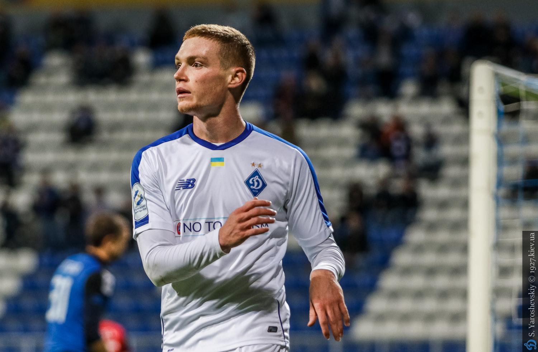 Цыганков — пятый самый молодой игрок сборной Украины в истории
