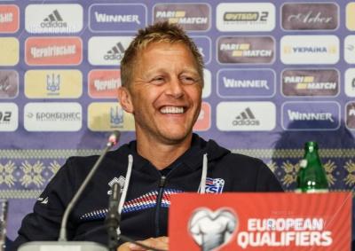 Наставник збірної Ісландії: «Якщо ми потрапимо на ЧС-2018, це буде найбільшим нашим досягненням в історії»