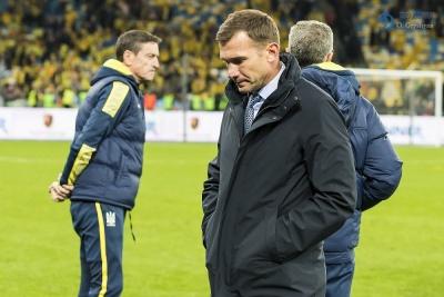 Андрій Шевченко: «Сподіваюся, ми потрапимо на наступний чемпіонат Європи»