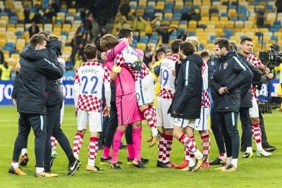 Златко Далич: «Зібрання перед матчем з Україною тривало 30 хвилин»