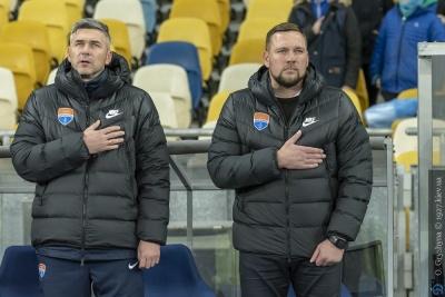 Александр Бабич: «Хотим хорошо сыграть с «Динамо»
