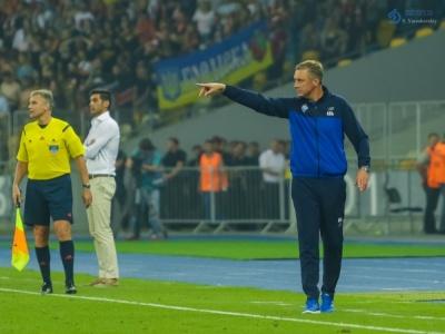 Юрій Вірт: «Хацкевич знайшов протиотруту проти «Шахтаря»