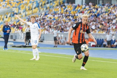 Виктор Коваленко может покинуть «Шахтер»