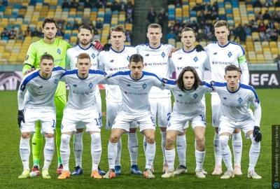 «Динамо» втратило одну позицію в історичному рейтингу Ліги чемпіонів