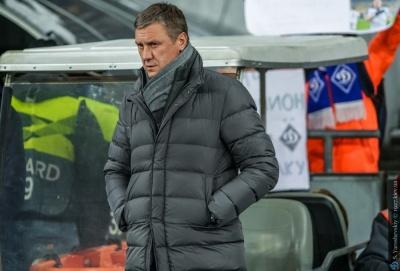 Хацкевич рассказал, когда Буэно присоединится к «Динамо»
