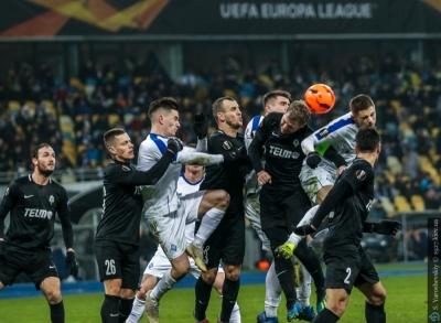Програш «Динамо» – найнесправедливіший в 6-му турі ЛЄ, поразки «Ворскли» та «Мілана» найзакономірніші: статистичні дані